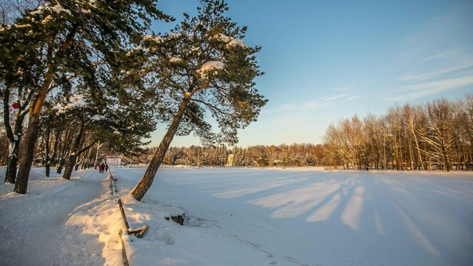 Ночь на 10 марта стала самой холодной за последние 70 лет