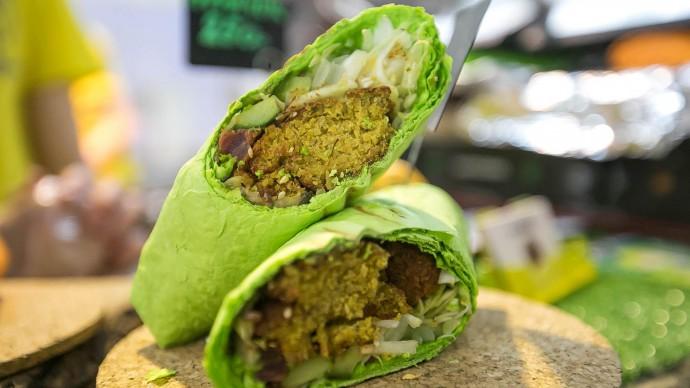 На «Винзаводе» пройдет фестиваль вегетарианской еды