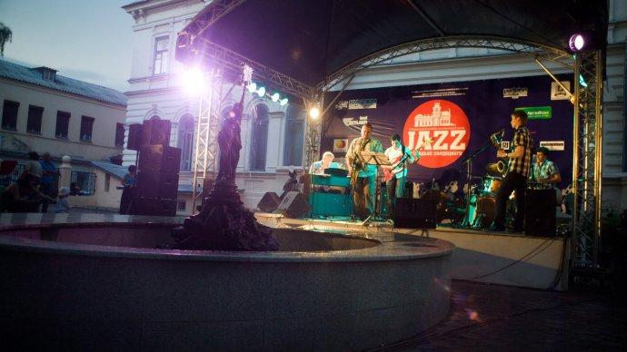 В этом году фестиваль «Jazz в усадьбе Сандецкого»  пройдет в казанском Кремле