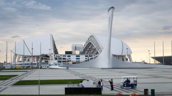 В Олимпийском парке отметят День защитника Отечества