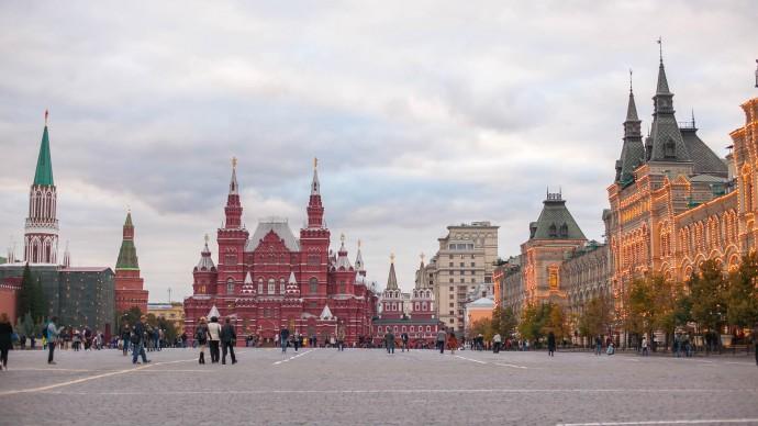 Москва стала самым популярным российским городом для осенних путешествий