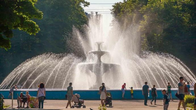 Жители Нижнего Новгорода проголосуют за благоустройство парков и скверов