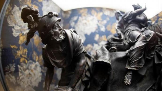 """Выставка-фестиваль «Театрократия. Екатерина II и опера» открылась в парке """"Царицыно"""""""
