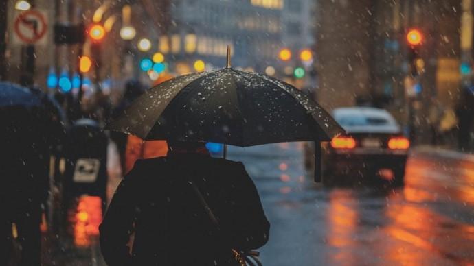 В Москве объявлен желтый уровень погодной опасности