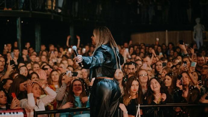 Концерт Риты Dakota в Москве   Roof Fest