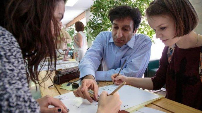 На ВДНХ стартуют бесплатные занятия арабским, персидским, турецким, испанским и китайским