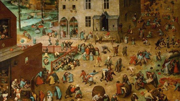 На площадке Artplay откроется мультимедийная выставка «Брейгель. Перевернутый мир»