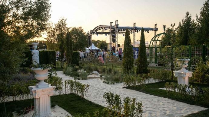 В «Царицыне» вновь пройдет Фестиваль исторических садов