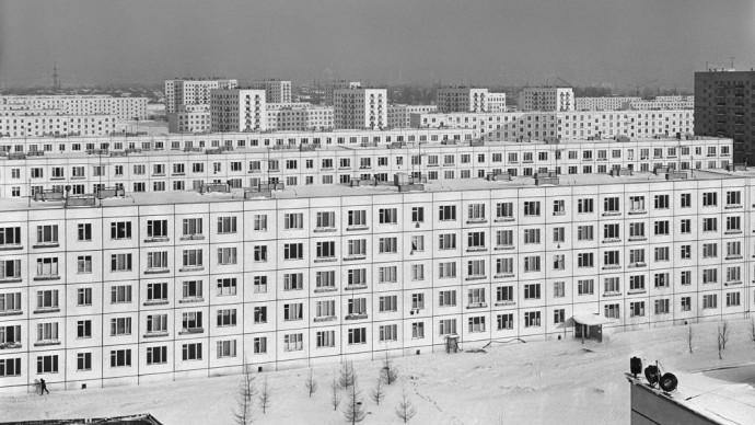 Выставка «Москва Наума Грановского 1920-1980»