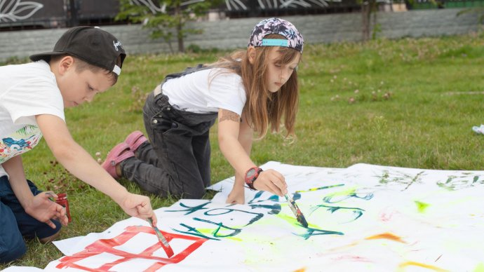17 музеев Петербурга проведут бесплатный детский фестиваль в Летнем саду