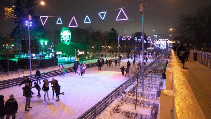 В Парке Горького запускают серию вечеринок «Маленькая пятница»
