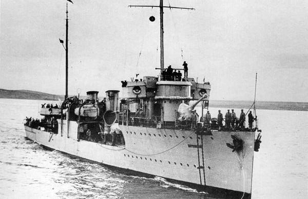 На дне Финского залива нашли корабль начала XX века