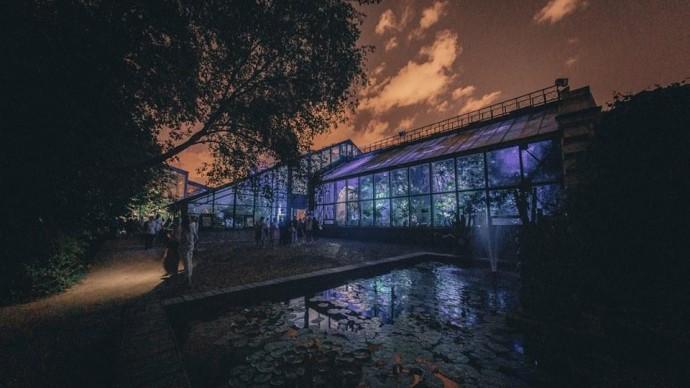 Концерт «Сад звучащих ароматов» пройдет 5 октября в Субтропической оранжерее