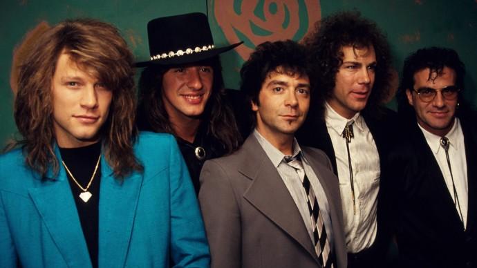 Концерт группы Bon Jovi