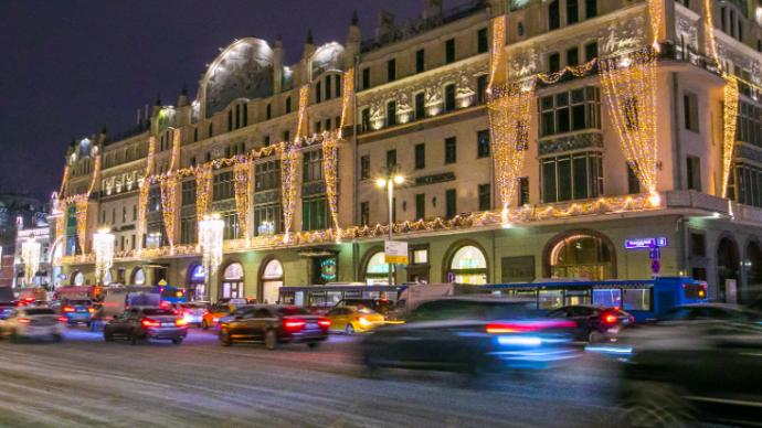 22 и 23 февраля припарковаться в Москве можно будет бесплатно