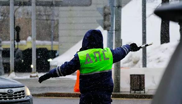 В новогоднюю ночь дорожное движение в Москве будет ограничено