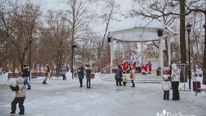 Праздник встречи зимы пройдет в парке «Сокольники»