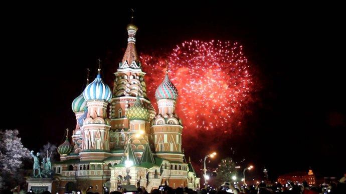 Фейерверки в честь Дня России запустят на 23 площадках Москвы