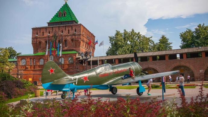 В четверг и пятницу в Нижнем устроят дни Москвы