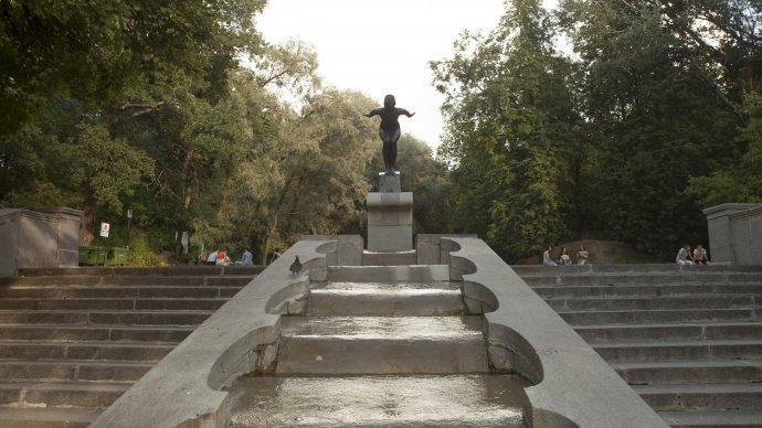 В Парке Горького устроят день бесплатных экскурсий