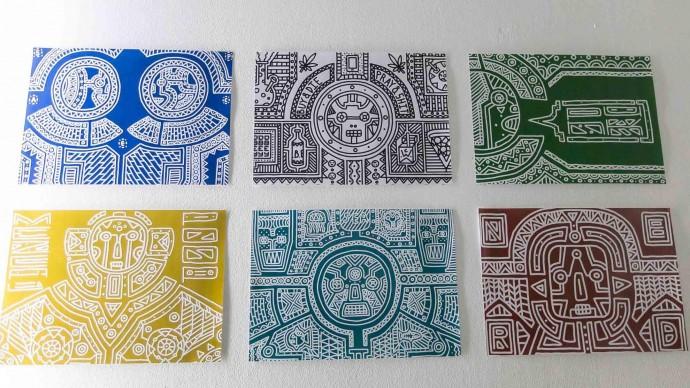 Картины калининградских дизайнеров покажут на Design Week