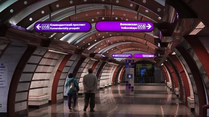 Метро Санкт-Петербурга будет работать ночью с 1 на 2 мая