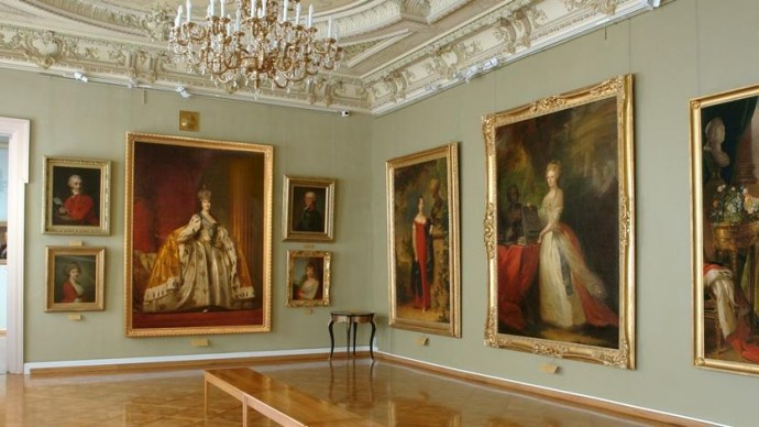 Выставка «Русское искусство XVIII-XIX веков»