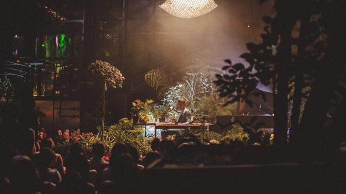 Berliner Trio выступит в «Аптекарском огороде»