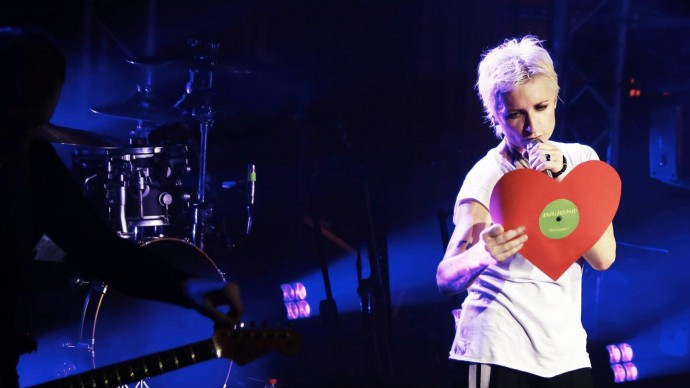 Концерт Дианы Арбениной и «Ночных Снайперов» в Волгограде