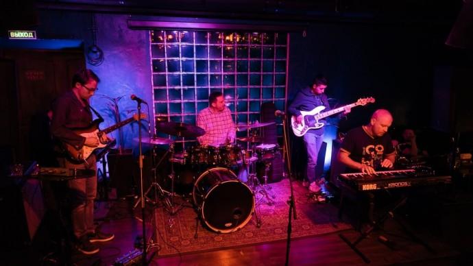 Джаз-джем в клубе «Соль»