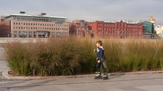 В парках Москвы проведут бесплатные мастер-классы для детей