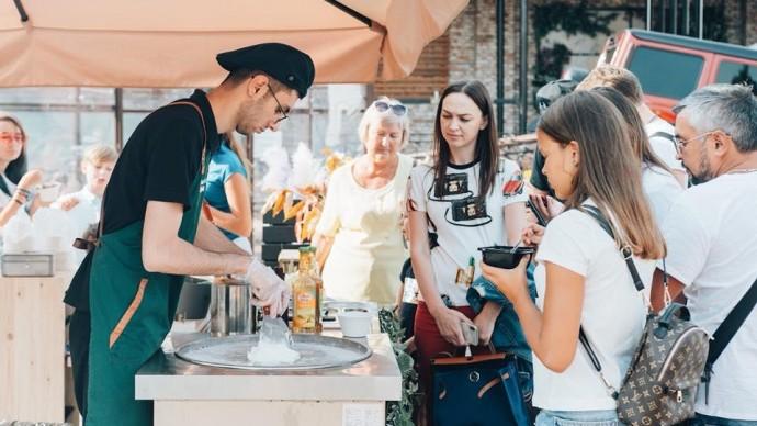 На Усачевском рынке устроят фестиваль завтраков
