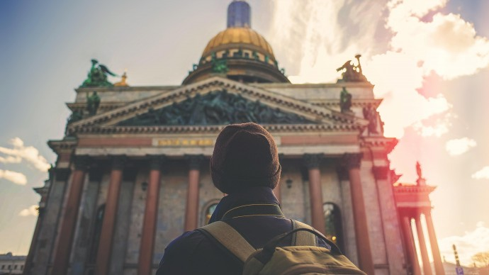 Новый гид «Петербург 24» проведет по самым интересным местам города