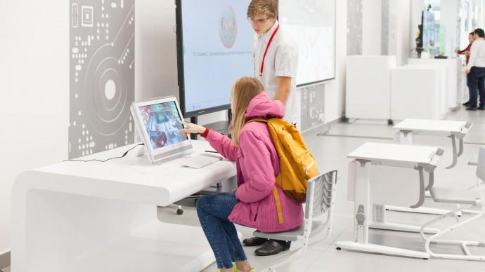 Новые ИТ-классы появятся в школах столицы