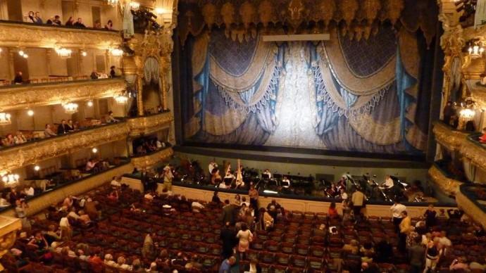 Мариинский театр сделал программу новых бесплатных концертов
