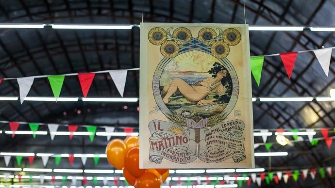 В «Ривьере Кантри Клаб» пройдет фестиваль Италии
