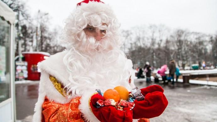 В Волгограде отпразднуют день рождения Деда Мороза