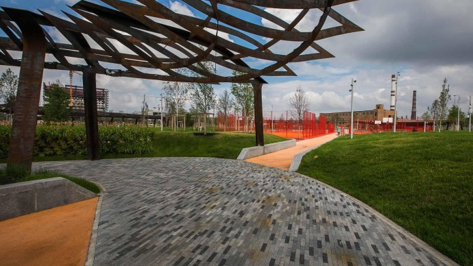Москвичи смогут выбрать парк для дизайна «Тройки»