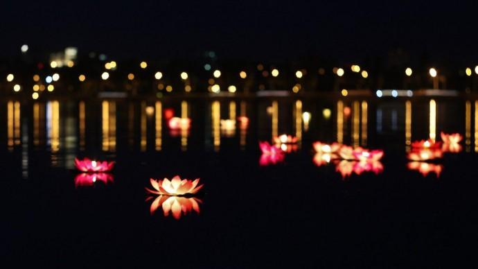 В Измайловском парке запустят водные фонарики