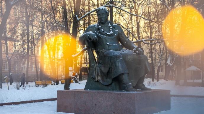 Парк Победы отметит 250-летие Ивана Андреевича Крылова