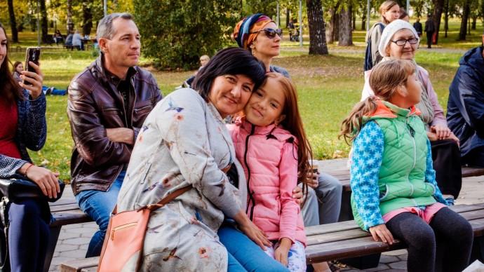 Парк «Крылья Советов» приглашает казанцев активно провести выходные