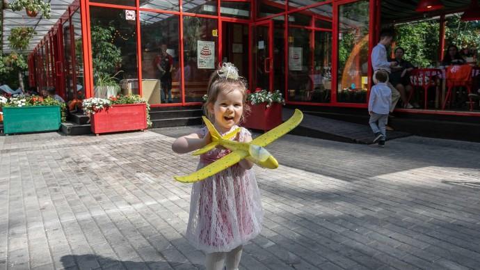 В «Музеоне» отметят День защиты детей полезными викторинами
