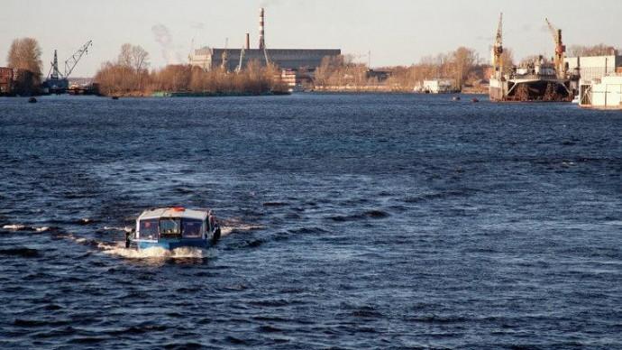 Маломерным судам запретили выход на водоемы в Ленинградской области