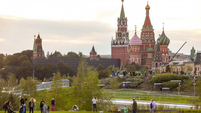 НКО «Ассоциация парков» вошла в состав World Urban Parks