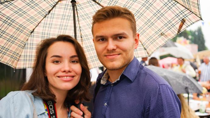 Cиноптики предупредили москвичей о дожде и грозах