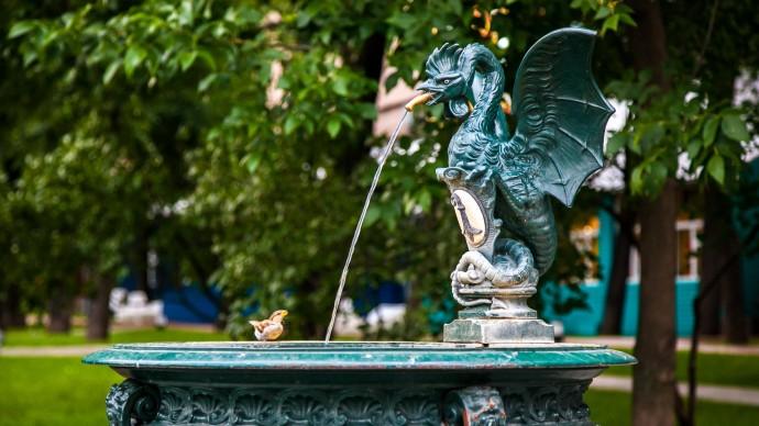 Фестиваль«Летний Пушкинг» в саду Баумана
