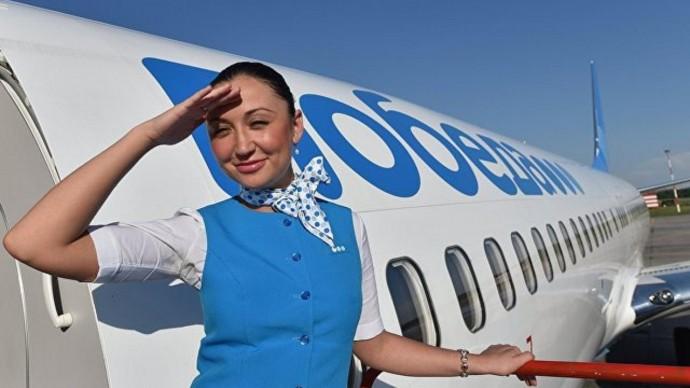 «Победа» планирует запустить ежедневные рейсы между Москвой и Петербургом