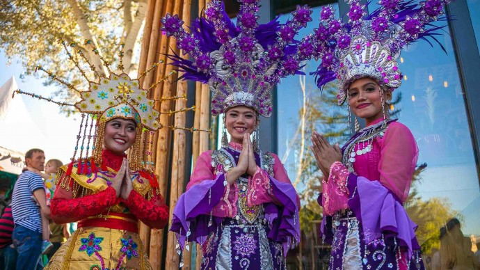 Фестиваль Индонезии-2019