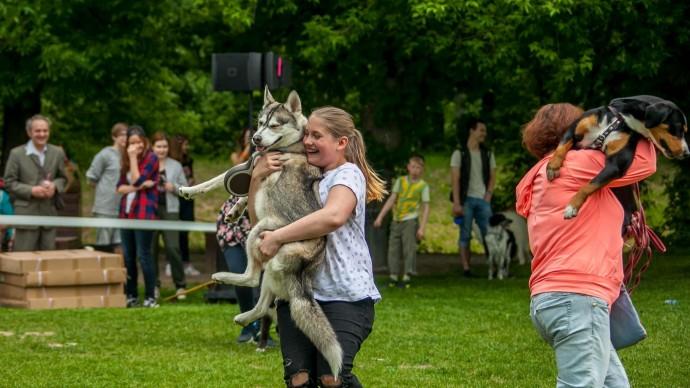 Фестиваль Petshop Days в «Сокольниках»