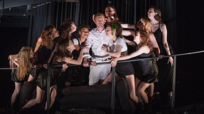 Гастроли спектакля «Дон Жуан»